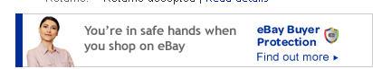 eBay Buyer Protection LOL